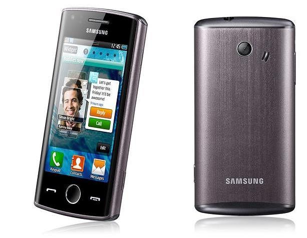 Samsung Wave 578.