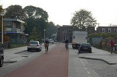 Ulica rowerowa w holenderskim Zutphen