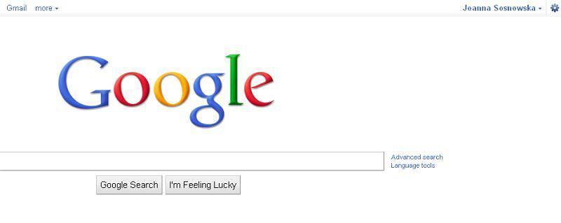 Kosmetyczne zmiany w Google