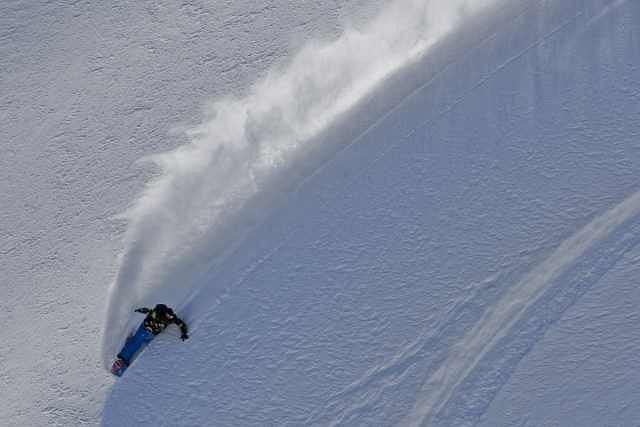 Travis Rice, snowboardowe ewolucje