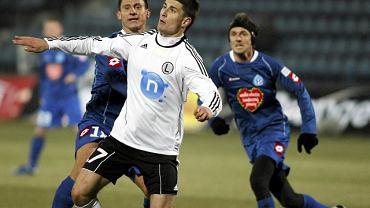 Ruch - Legia 1:1 01.03.2011