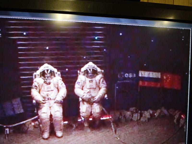 Połowa eksperymentu Mars-500 już za nami