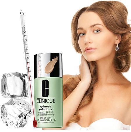 Clinique - nowy podkład dla skóry wrażliwej i skłonnej do zaczerwienień