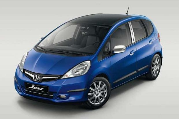 Salon Genewa 2011 - facelifted Honda Jazz