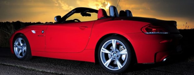 Test magazynu V12: BMW Z4 sDrive 35 is