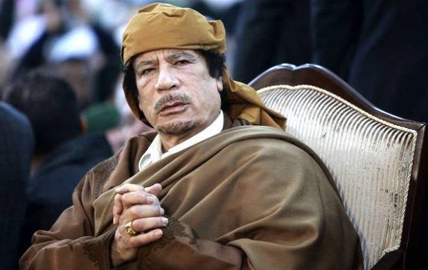 Mummar Kaddafi