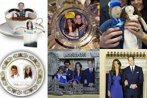 Gadżety: książę William, Kate Middleton