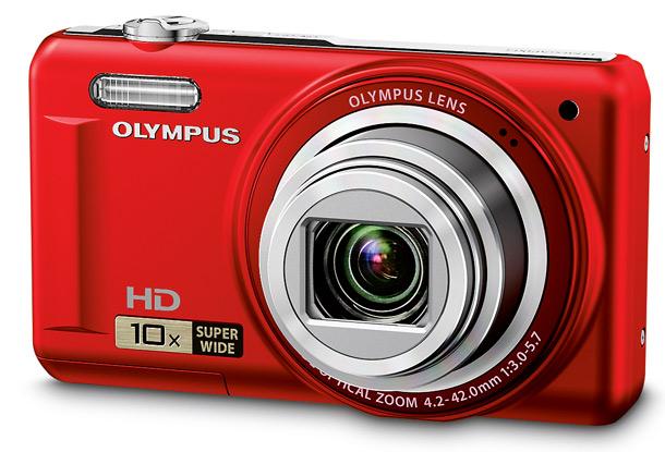 aparat fotograficzny, Olympus VR 310