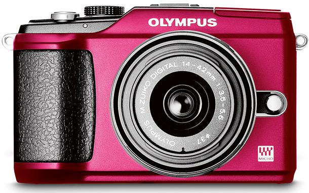 aparat fotograficzny, Olympus PEN E-PL2