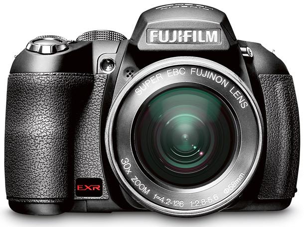 aparat fotograficzny, Fujifilm HS20