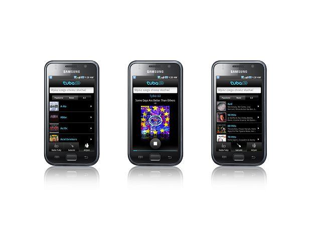 tuba.FM na Androida