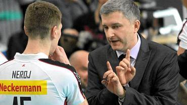 Radosław Panas, trener AZS Politechniki