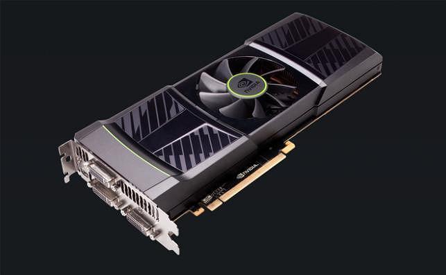 Karta GeForce GTX 590