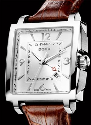 zegarki, Doxa, Quadro II