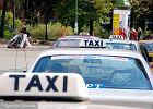 Motoryzacyjne zawody - taksówkarz