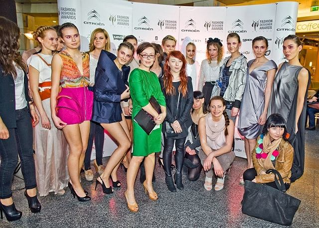 Półfinał Fashion Designer Awards 2011