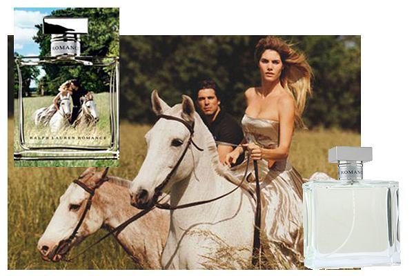 Nowa wyjątkowa reklama perfum Romance Ralpha Laurena