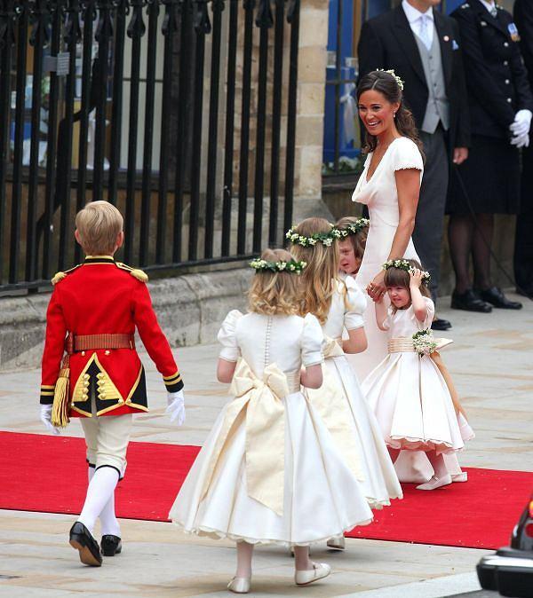 Druhny Kate Middleton