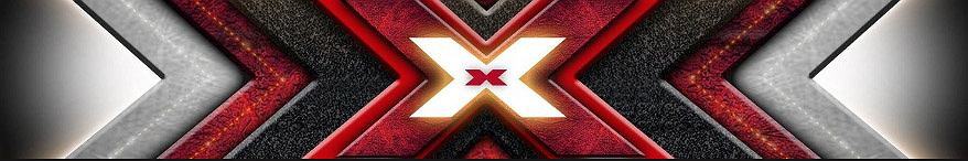 Logo programu X Factor