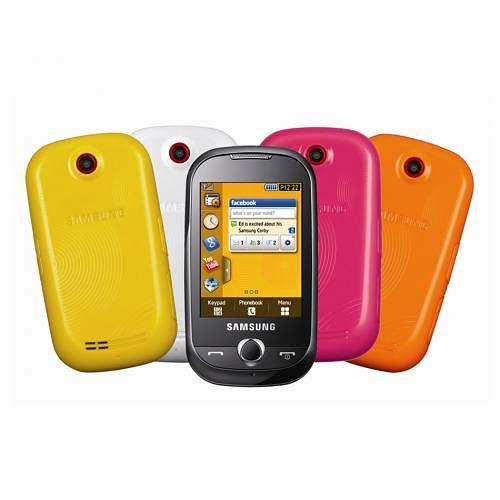 Telefon komórkowy Samsung Corby GT-S3650