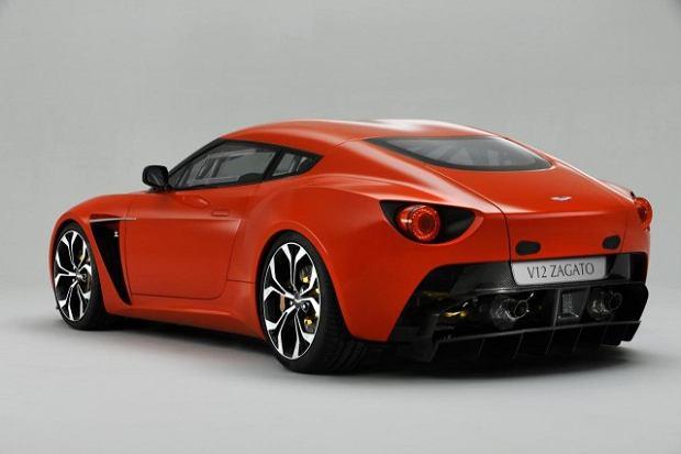 2011 Aston Martin Zagato