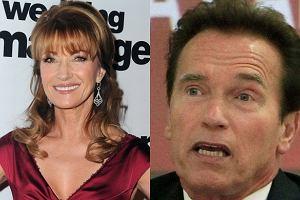 Jane Seymour, Arnold Schwarzenegger.