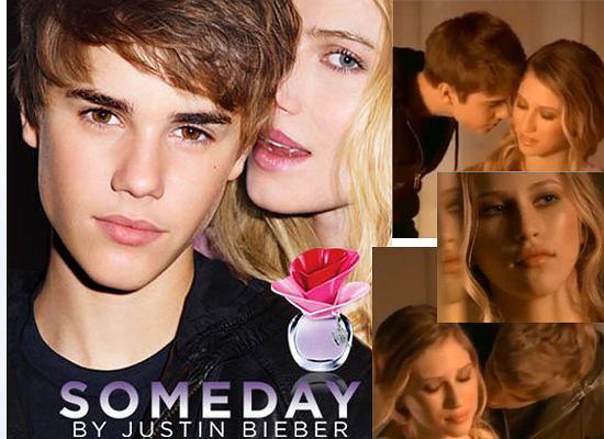 Reklama perfum Justina Biebera