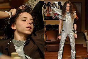 Gwiazdy nie mają lekko. Przekonuje się o tym na własnej skórze Michał Szpak - finalista X-Factor. Wystarczy spojrzeć - Michał musi naprawdę włożyć wiele wysiłku, aby móc wystąpić na scenie.