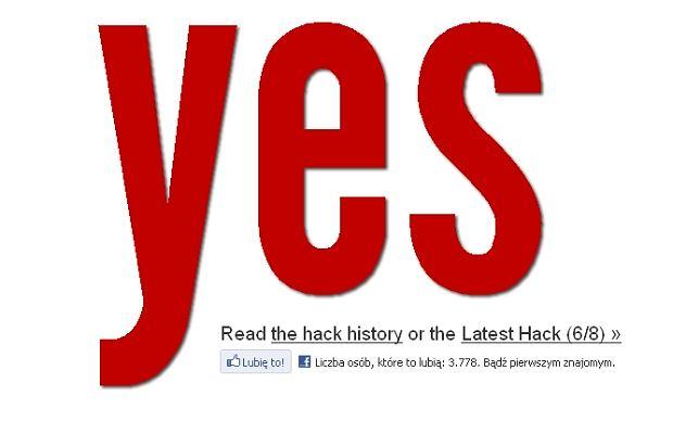 hassonybeenhackedthisweek.com
