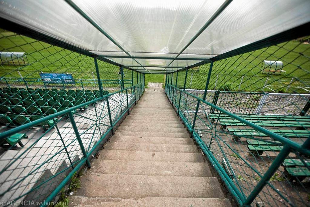 stadion IV-ligowych Szombierek