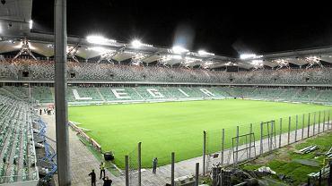 Nowy Stadion Legii przy Łazienkowskiej