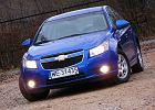 Chevrolet Cruze 2.0 VCDi - test | Za kierownicą