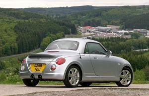 Samochody z innej bajki | Japońskie minicoupe