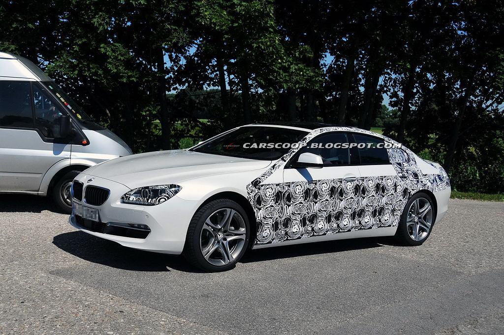 2012 BMW Gran Coupe