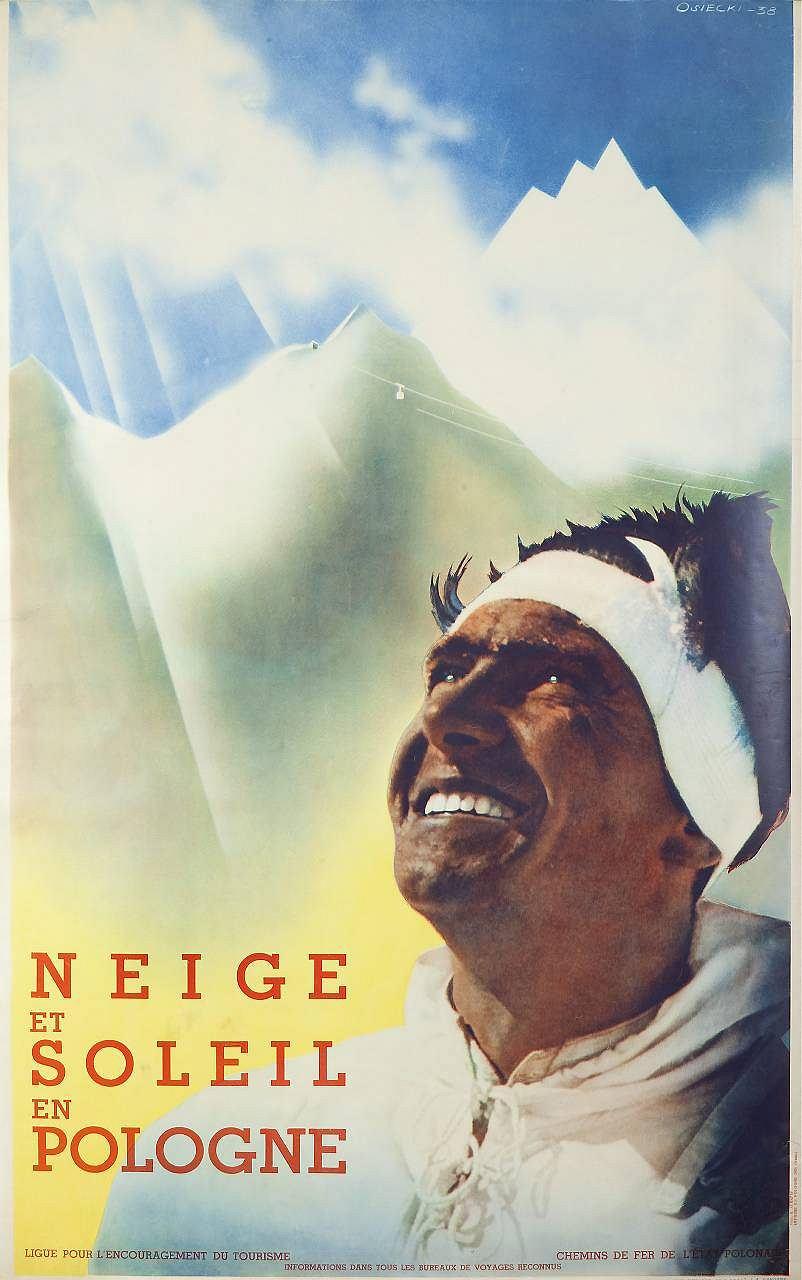 Stare Plakaty Sprzed Wojny Sprzedane Za Krocie
