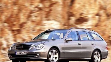 Mercedes E 320 CDI (2003)