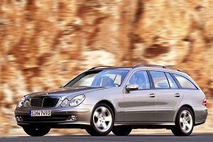 Mercedes E-Klasa (2002-2009) - opinie Moto.pl