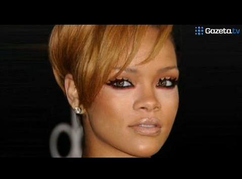 Makijaże w stylu gwiazd: Rihanna