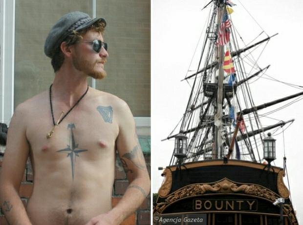 Marynarskie Tatuaże Każdy Z Nich Coś Znaczy