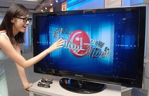 Telewizor z technologią 3D