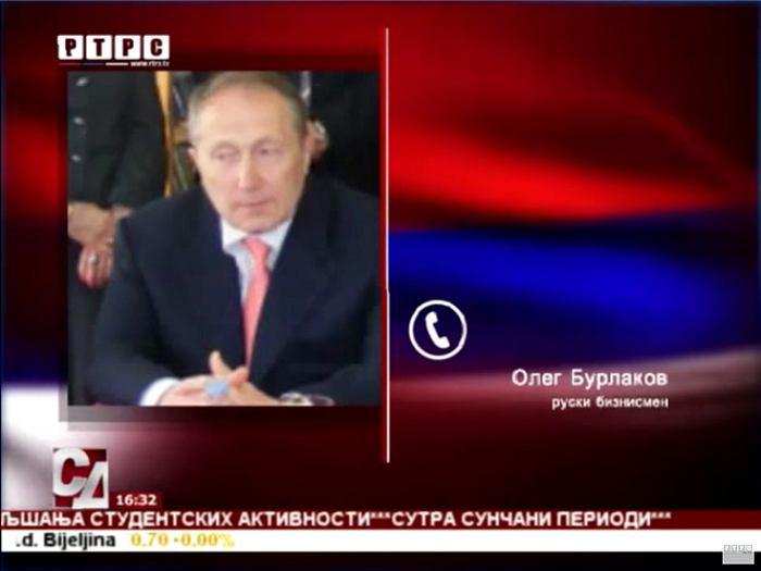 Nie żyje jeden z najbogatszych Rosjan. Oficjalny powód to COVID-19, rodzina chce 'międzynarodowego śledztwa'. Na zdjęciu Oleg Burłakow