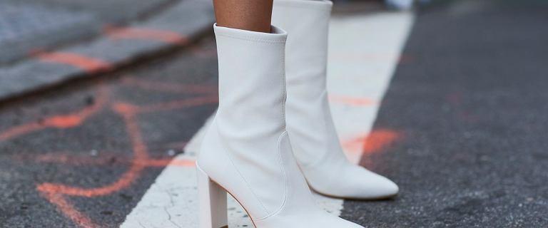 TOP buty za kostkę na jesień! Podkręcą każdy look