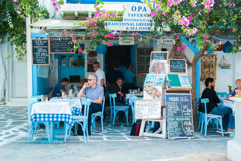 Od 25 sierpnia nowe obostrzenia w Grecji