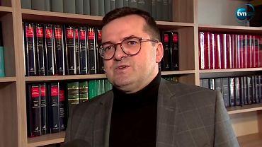 prawnik Grzegorz Kowalczyk