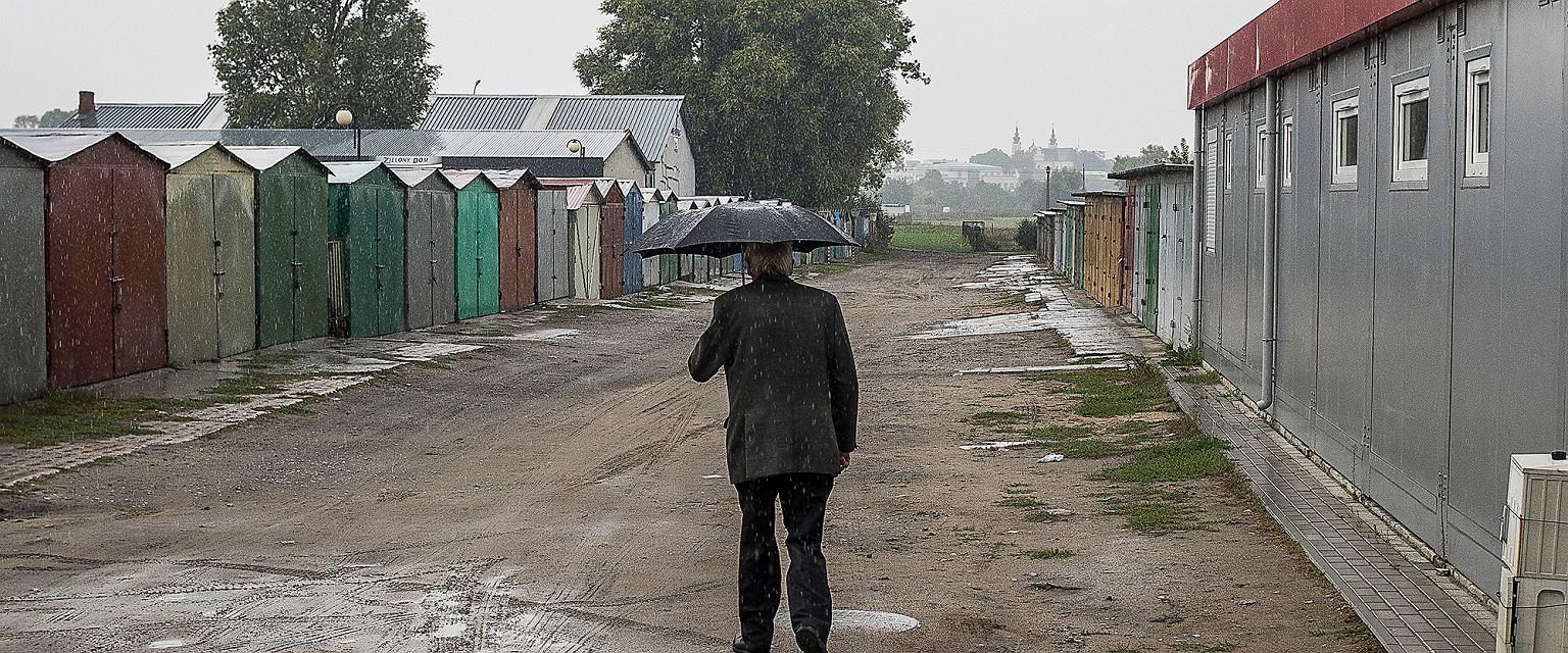 Biała Podlaska to jedno z mniejszych miast Archipelagu (fot. Filip Springer)