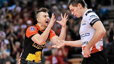 Krzysztof Ignaczak i Dawid Konarski