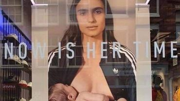 Reklama adidas promująca kolekcję Pharrella Williamsa