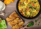 Koniec z nudnym śniadaniem! Frittata z warzywami i jogurtem greckim