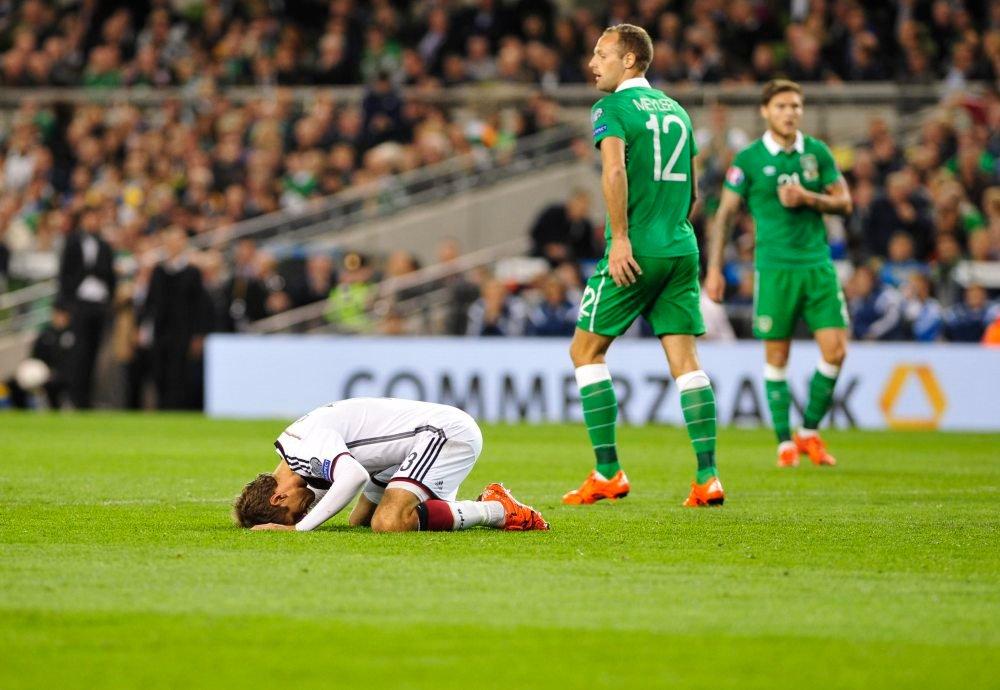 Irlandia - Niemcy