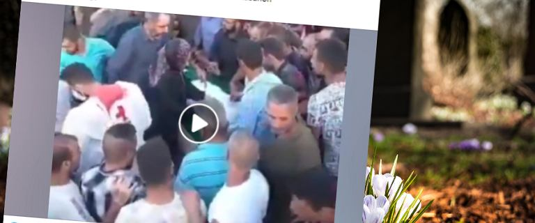 Liban. Mężczyzna obudził się w trumnie na własnym pogrzebie [WIDEO]